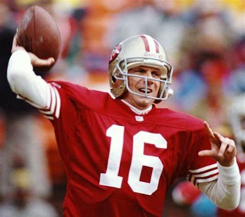 Top 5 Interesting Facts About The Super Bowl - Joe Montana