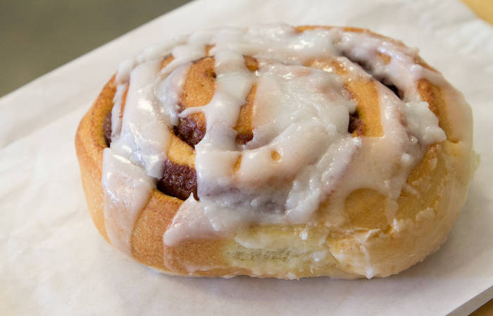 Top 5 Must Try Foods at Ikea - cinnamon bun
