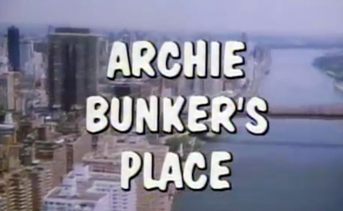 Top 5 Old School TV Show Sequels - Archie Bunkers Place