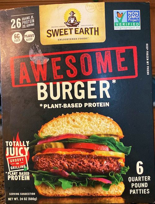 Top 5 Plant Based Foods You Can Buy at Costco Right Now - Awesome Burger