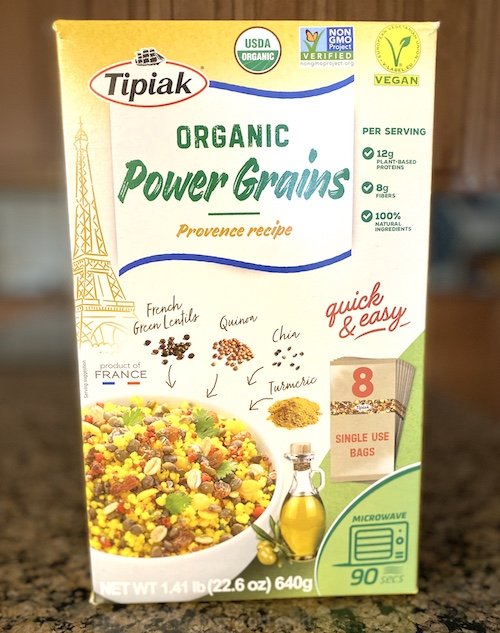 Organic Power Grains