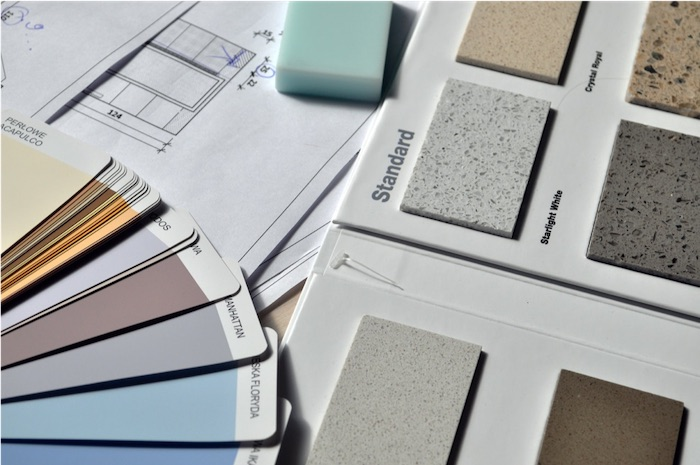 Top 5 Tips For Choosing The Right Paint Color for Your Home - Paint color strip