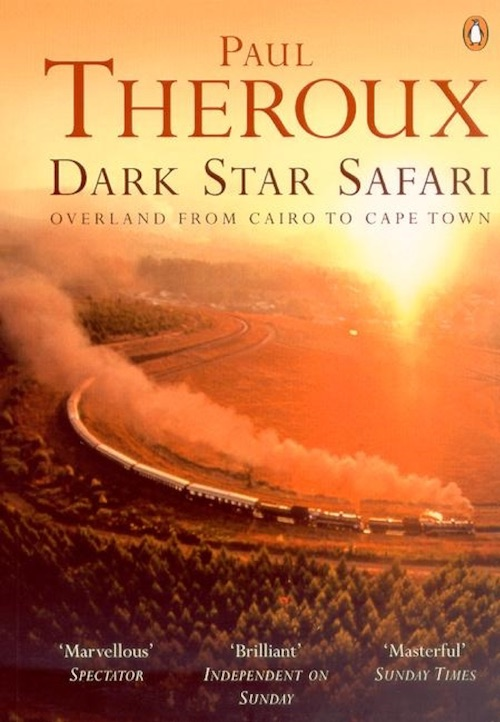 Top 5 Travel Authors For Armchair Travelers - Paul Theroux