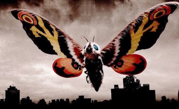 Top 5 Best Kaiju From Godzilla Universe - Mothra