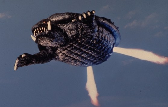Top 5 Best Kaiju From Godzilla Universe - gamera