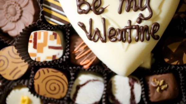Top 5 Gift Ideas For Valentine's Day - Chocolate Candy