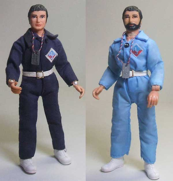 Top 5 Mego Dolls Action Figures - Action Jackson