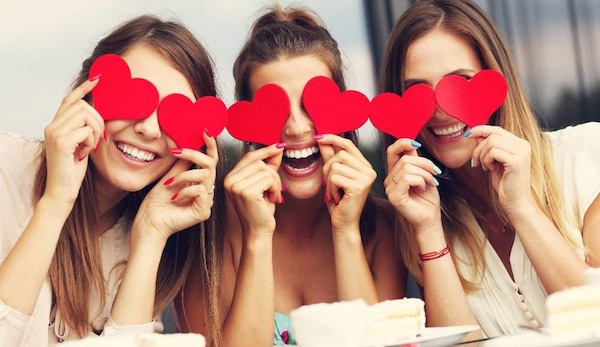 Top 5 Reasons Why You Should Celebrate Galentine's Day - See Old Girlfriends