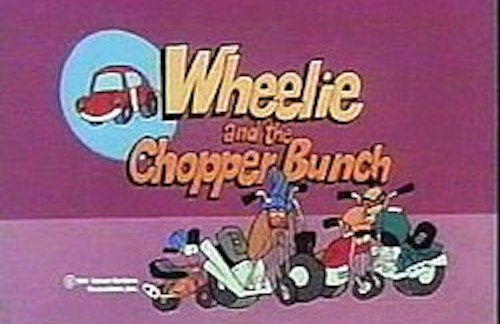 Top 5 Scooby Doo Where Are You! Copycat Cartoons - Wheelie and the Chopper Bunch