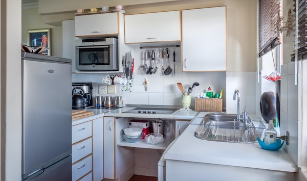 Top 5 Tips to Make the Most Out of a Small Kitchen - Storage Options