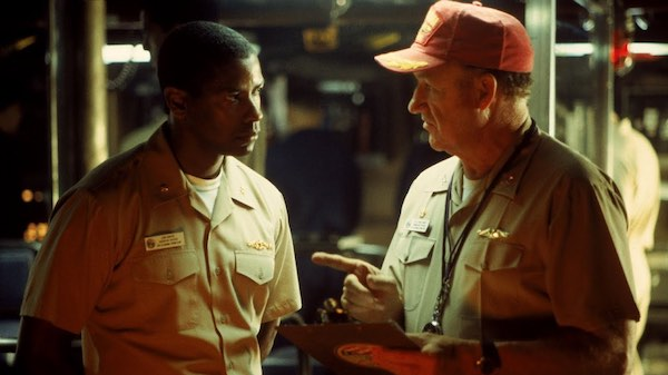 Top 5 Tony Scott Movies - Crimson Tide