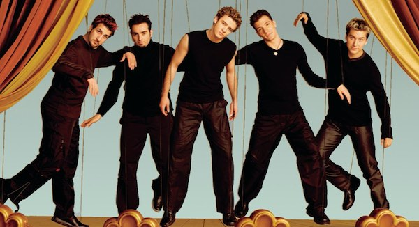 Top 5 NSYNC Songs From No Strings Attached