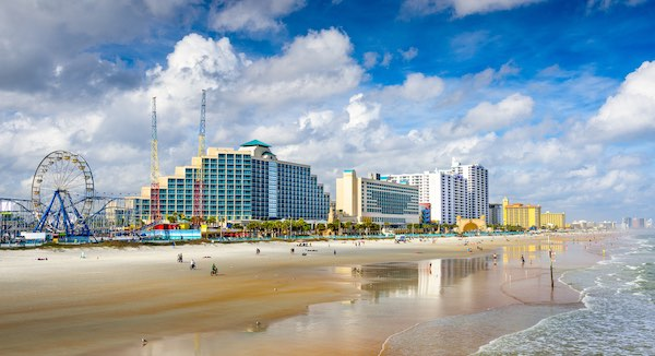 Top 5 Spring Break Destinations in Florida - daytona beach