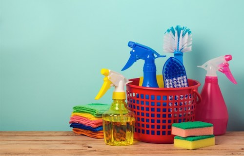 Top 5 Things to Do At Home If You're Bored During Quarantine - Spring Cleaning