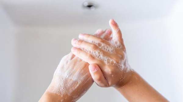 Top 5 Ways to Stay Healthy During the COVID-19 Pandemic - Wash Your Hands