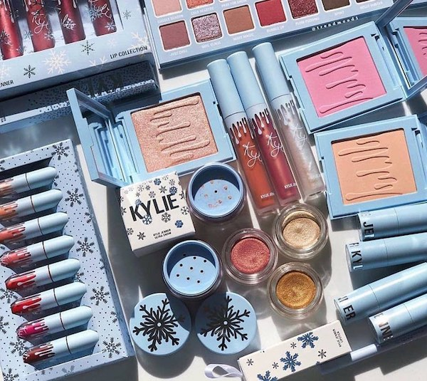 Top 5 Memorable Kylie Cosmetics Collections - Holiday 2018 Collection