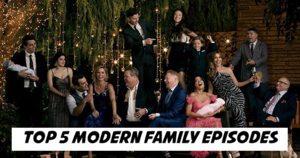 Top 5 Modern Family Episodes