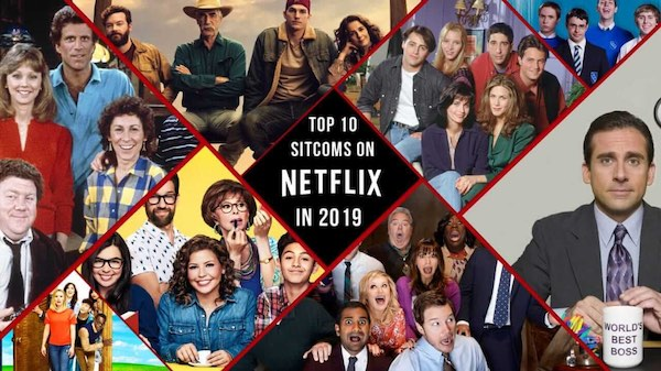 Top 5 Programs on Netflix to Binge Right Now - Sitcoms