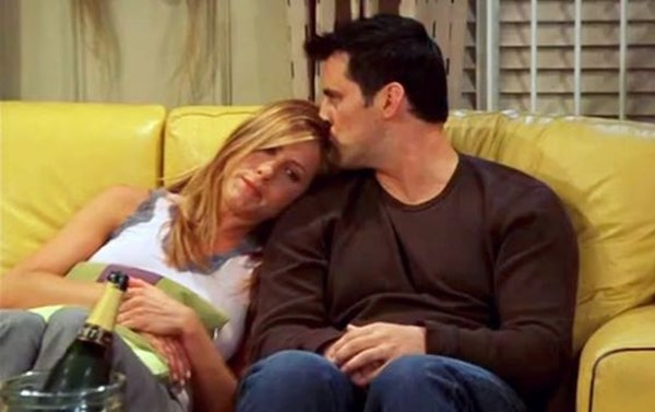 Top 5 Reasons Why it Should Have Been Joey and Rachel - Friends First