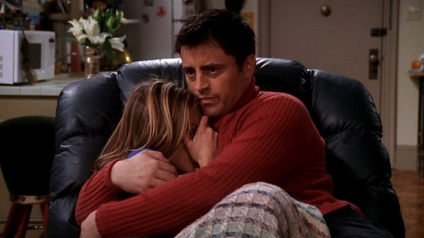 Top 5 Reasons Why it Should Have Been Joey and Rachel - Joey Was Supportive and Protective