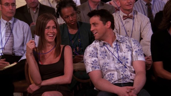 Top 5 Reasons Why it Should Have Been Joey and Rachel - They Helped Each Other