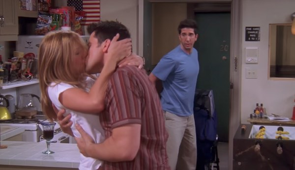Top 5 Reasons Why it Should Have Been Joey and Rachel
