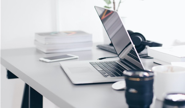 Top 5 Tips for Working from Home - Create A Workspace