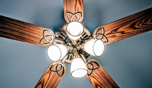Top 5 Ways to Cool Down Your Place This Summer - Use A Fan