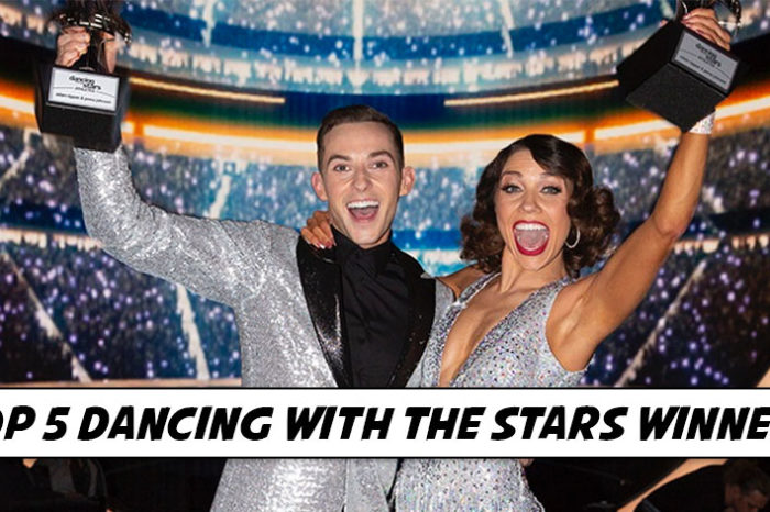 Top 5 Dancing With The Stars Winners