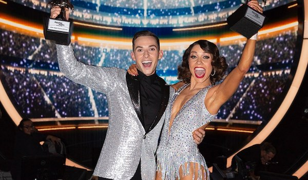 Top 5 Dancing With The Stars Winners - Adam Rippon Jenna Johnson