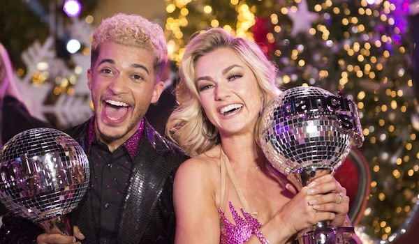 Top 5 Dancing With The Stars Winners - Jordan Fisher Lindsay Arnold