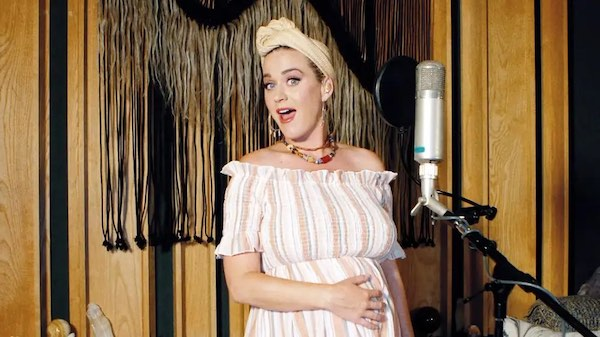 Top 5 Photos Of Katy Perry's Baby Bump - SHEIN Together 2020