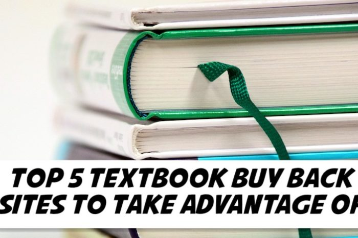 Top 5 Textbook Buy Back Sites to Take Advantage Of