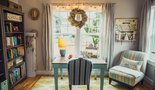 Top 5 Ways to Decorate Each Room in Your Home - home office