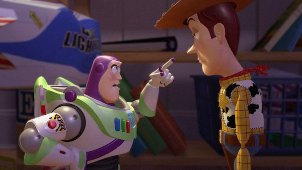 Top 5 Movie Trilogies - Toy Story