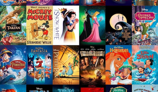 Top 5 Movies TV Shows You Probably Rented At Blockbuster - Disney Classic