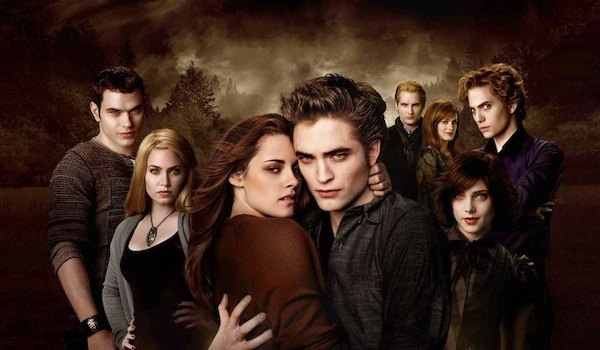 Top 5 Movies TV Shows You Probably Rented At Blockbuster - Twilight Saga