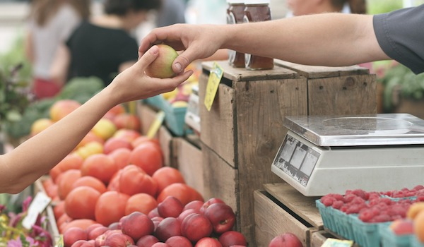 Top 5 Ways to Make Buying Groceries More Sustainable - Shop Local Farmers Markets