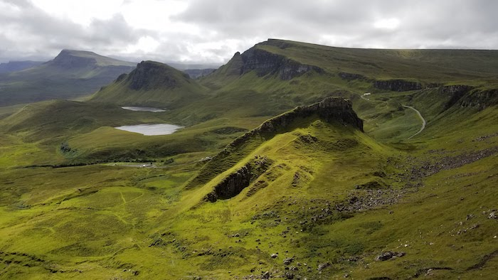 Top 5 Things To Do in Isle of Skye, Scotland - Quiraing Mountains