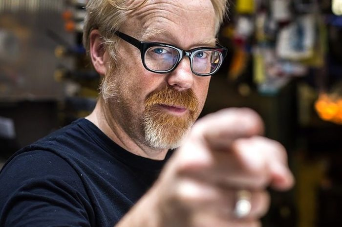 Top 5 one day build videos from Adam Savage