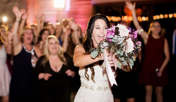 Top 5 Traditions Rarely Done At Modern Weddings - Bouquet Garter Toss