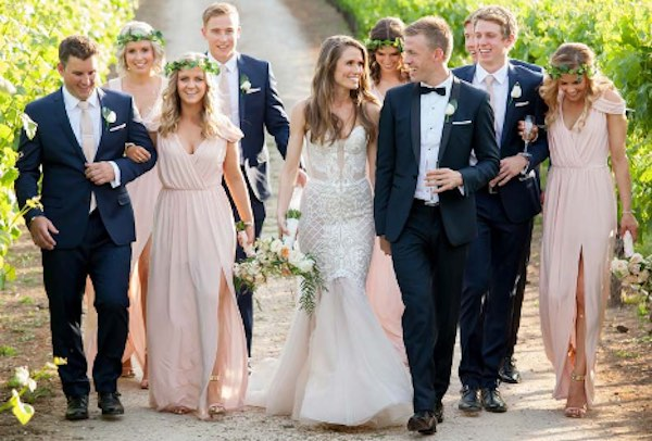 Top 5 Traditions Rarely Done At Modern Weddings - Bridesmaids and Groomsmen
