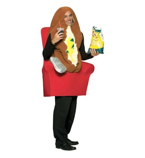 Top 5 Halloween Costumes For 2020 - Quarantine Couch Potato