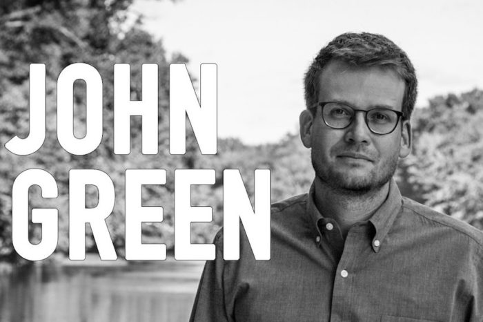 Top 5 authors - John Green