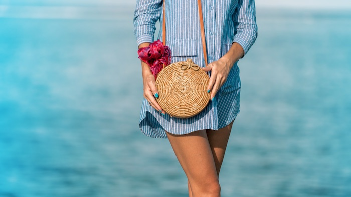 Top 5 Fashion Essentials For The Summer - Straw Bags