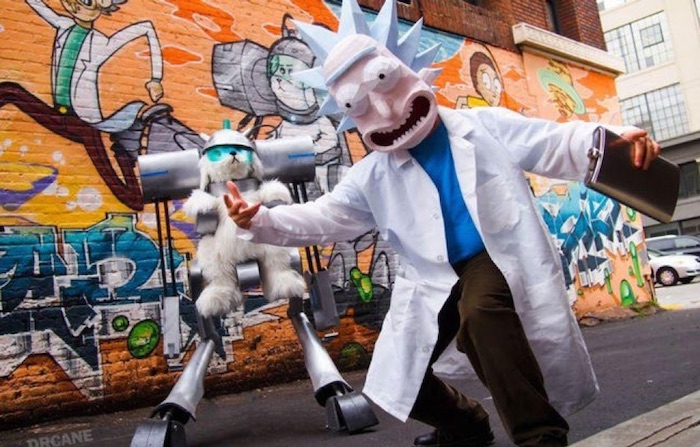 Top 5 Rick And Morty Cosplays - Summer