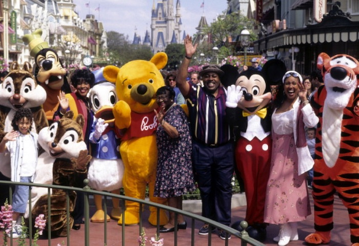 Top 5 TV Shows That Visited Disney Parks - Family Matters