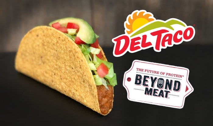Top 5 Fast Food Chains Offering New Vegan Food - Del Taco