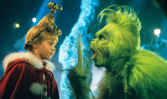 Top 5 Christmas Movies - How The Grinch Stole Christmas
