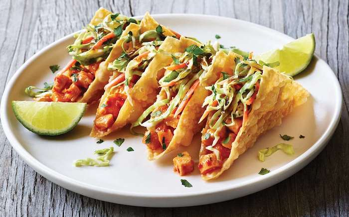 Top 5 Copycat Recipes That are Better Than the Real Thing - Applebees wonton tacos
